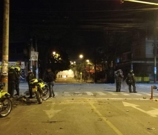Directivas de la Universidad del Tolima denunciaron intento de saqueo durante los disturbios