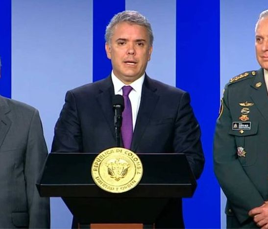 Esta será la nueva cúpula Militar del Gobierno de Iván Duque