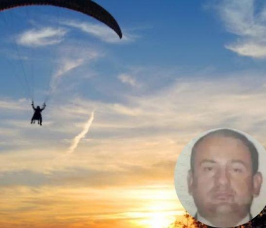 Deportista aficionado murió en Flandes al sufrir un contratiempo con su paracaídas