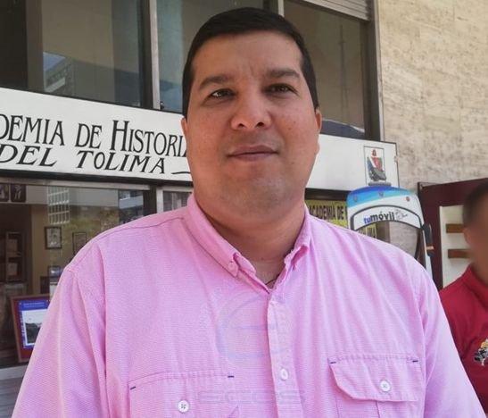 Edilberto Pava es el nuevo secretario de Desarrollo Social Comunitario de Ibagué