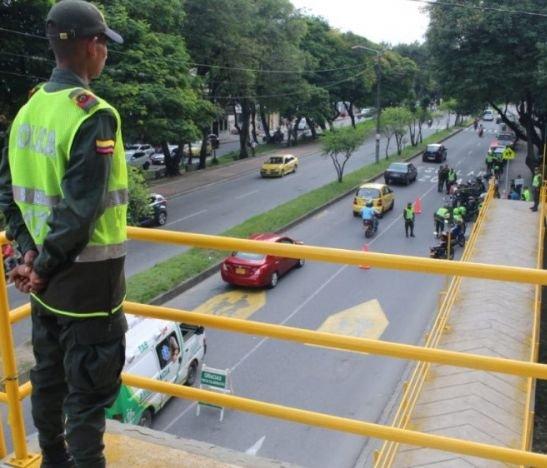Continúa la ofensiva contra los delitos en Ibagué