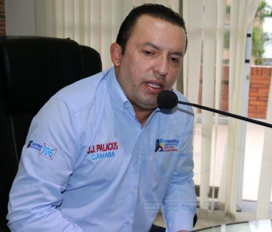 JJ Palacios