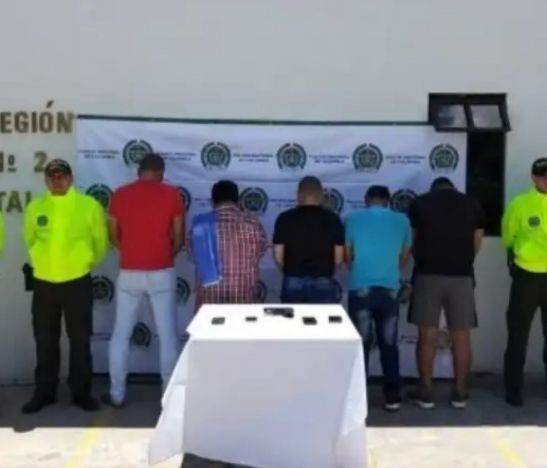 Policía adscrito al Tolima hacia parte de una organización delincuencial