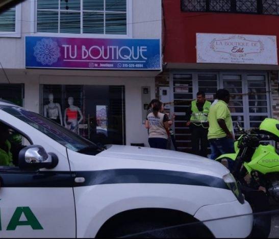 Ciudadano se suicidó este medio día en Ibagué