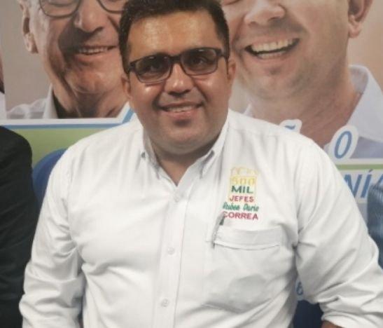 Concejal Correa denunció unas extrañas amenazas en su contra