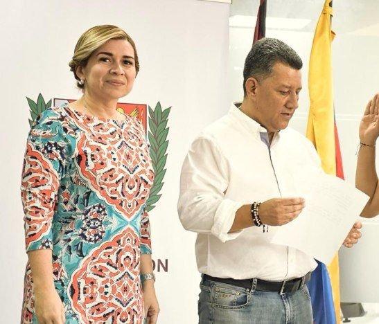 Designaron la nueva directora de Asuntos Ambientales de la Secretaría de Ambiente y Gestión del Riesgo del Tolima