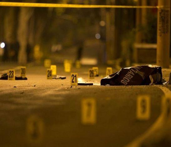 De cuatro disparos fue asesinado hombre de 34 años