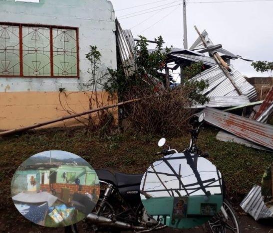 Lluvias de esta madrugada causaron múltiples emergencias en el norte Tolima