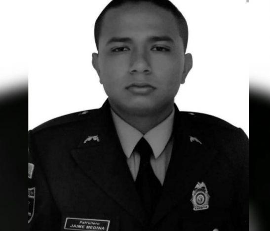 Policía tolimense fue asesinado en el departamento de Cundinamarca