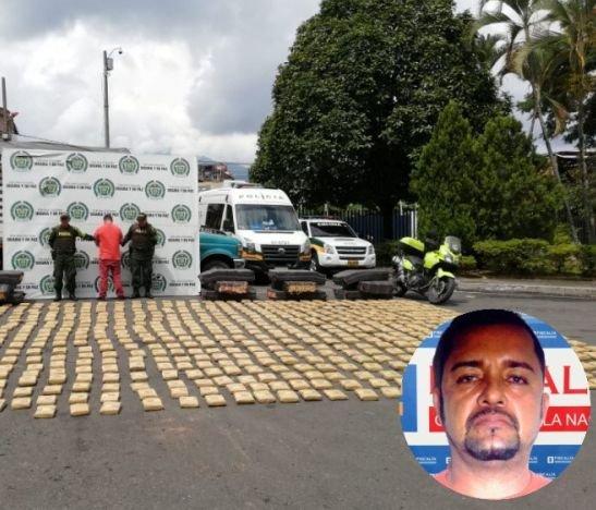 Conductor que transportaba más de una tonelada de marihuana fue enviado a la cárcel