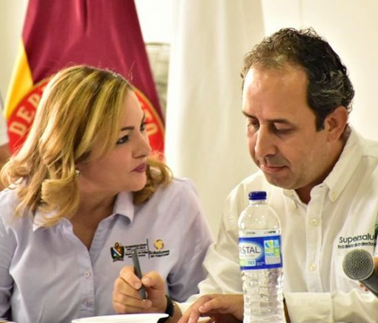 Gobernador Óscar Barreto no quiere recibir el Federico Lleras porque lo embargarían