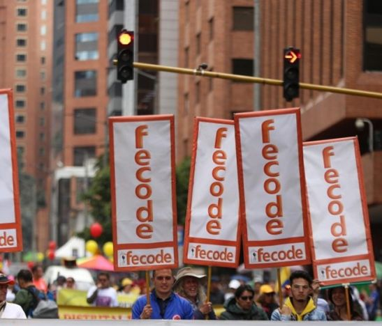 Los recursos para la educación no son suficientes: Fecode