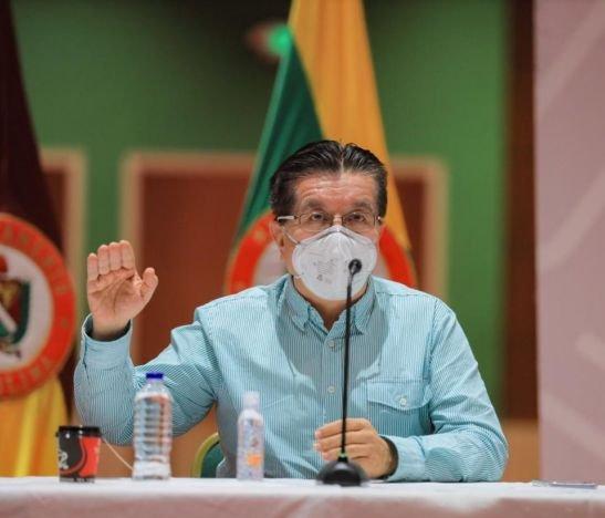 """""""La expectativa es tener el pico del brote en las próximas dos semanas"""": Fernando Ruiz"""