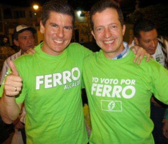 A sanción presidencial proyecto que rinde honores públicos a Juan Mario Laserna
