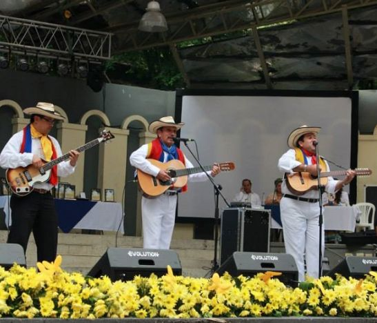 Festival musica colombiana Ibagué