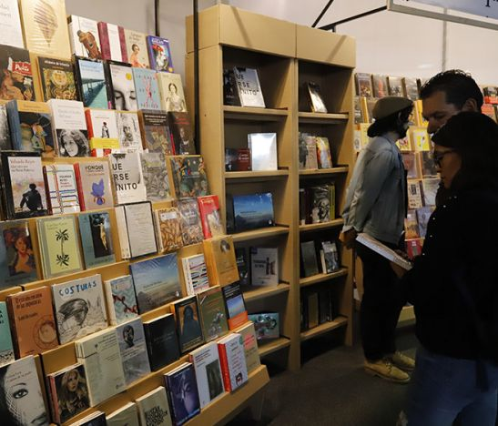 Visite la edición número 32 de La Feria Internacional del Libro en Bogotá