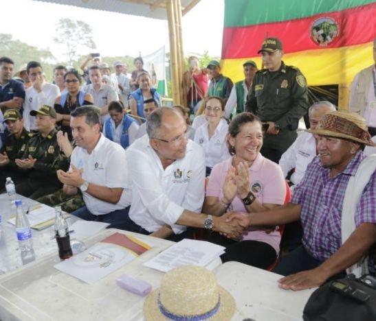 Indígenas anuncian movilizaciones por incumplimiento de los acuerdos firmados con la Gobernación del Tolima