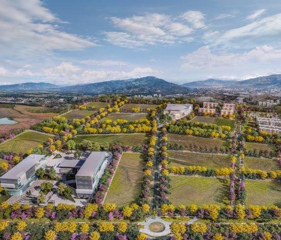 Hacienda Santa Cruz, la nueva apuesta urbanística que llega a Ibagué