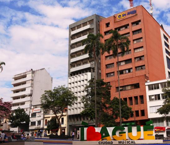 La Cámara de Comercio de Ibagué instaló puntos turísticos de información