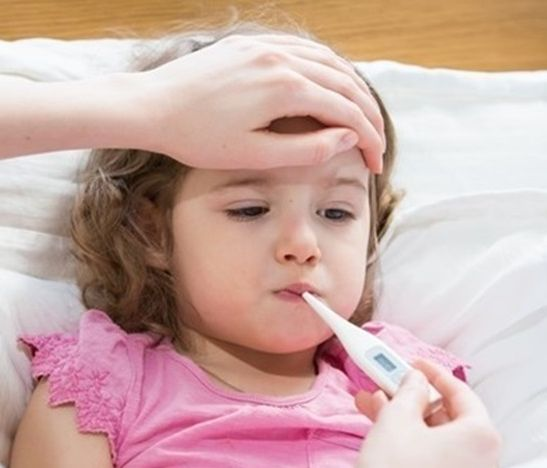 Mitos y verdades sobre la fiebre en los niños