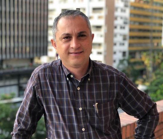 Gerente de la Fábrica de Licores del Tolima, Franz Bedoya
