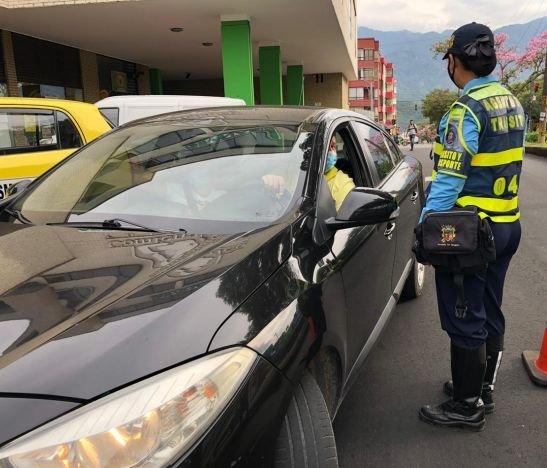 Confirmado el contagio de más del 50% de los agentes de tránsito de Ibagué por COVID-19