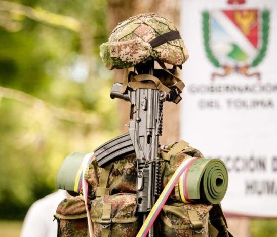 En Ataco se reconoció y exaltó a las víctimas del conflicto armado en el Tolima