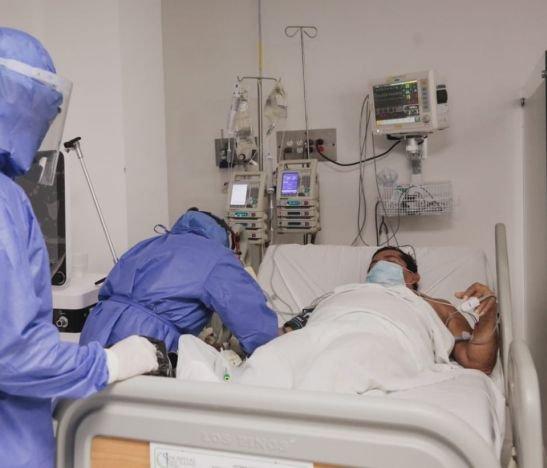 Más de 200 pacientes por COVID-19 permanecen hospitalizados en camas UCI en el Tolima