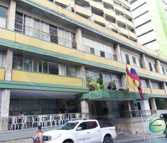 Al hotel Ambalá serían trasladadas las principales oficinas de la Administración Municipal