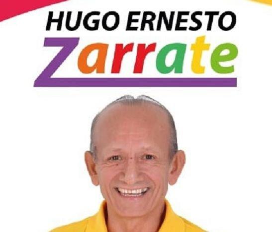 Hugo Ernesto Zárrate cuestiona al secretario de Tránsito