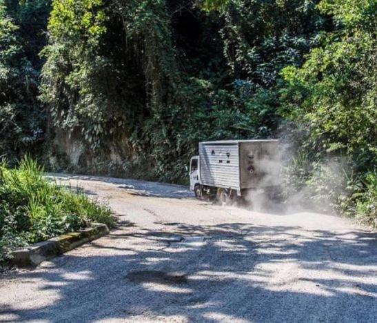 Pavimentación de la vía Ibagué-San Bernardo se entregaría en diciembre