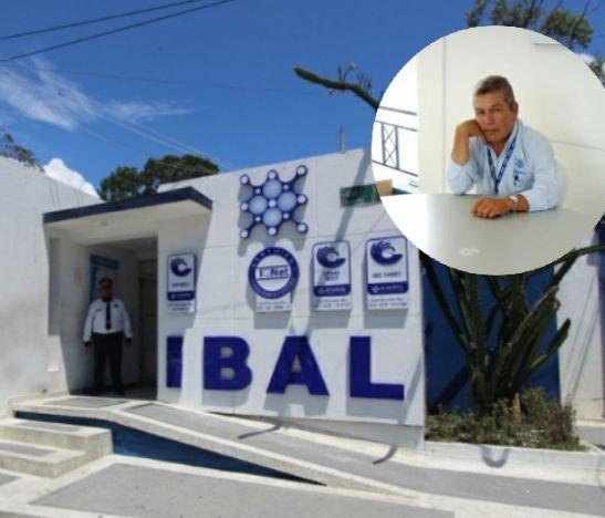 Eccehomo Gutiérrez afirma que ha recibido amenazas por sus denuncias contra el IBAL