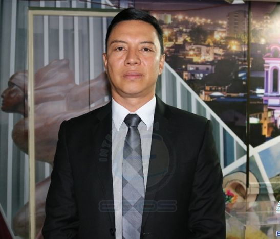 Alexander Tovar, diputado HD