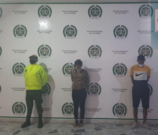 Peligros sujetos que hacían parte del cartel de los más buscados fueron capturados
