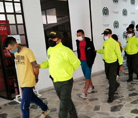 A la cárcel todos los capturados en el barrio Nueva Castilla