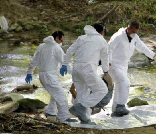 Hallaron hace pocos minutos un cuerpo en el río Combeima