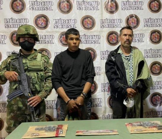 Peligroso disidente de las FARC fue enviado a la cárcel por orden de un juez