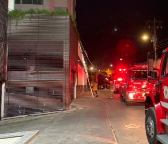 Se incendió un apartamento en el sector del Tunal