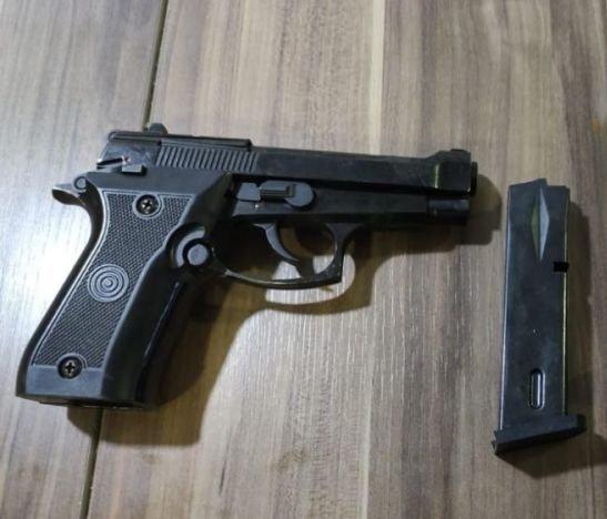 Policía lanzó arremetida contra el porte de armas traumáticas y de fuego