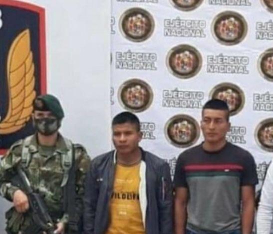 Condenados tres integrantes del frente Dagoberto Ramos de las disidencias de las FARC