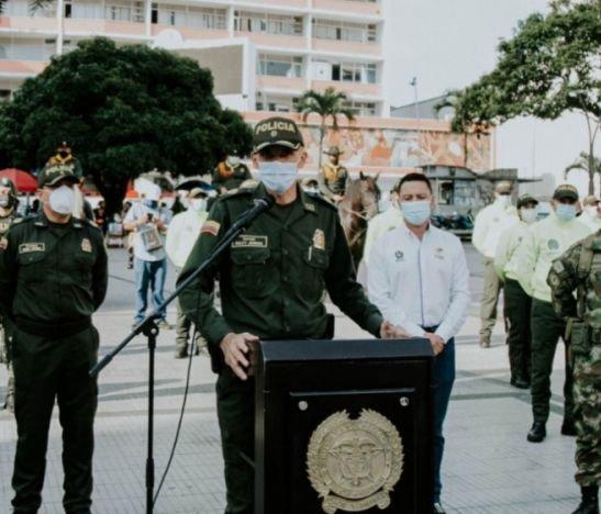 Policía del Tolima rindió informe de los últimos 100 días de operatividad