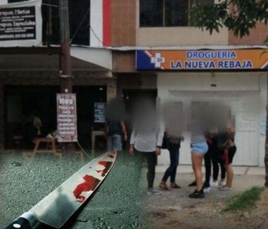 Taxista asesinó hoy a su expareja sentimental en Ibagué