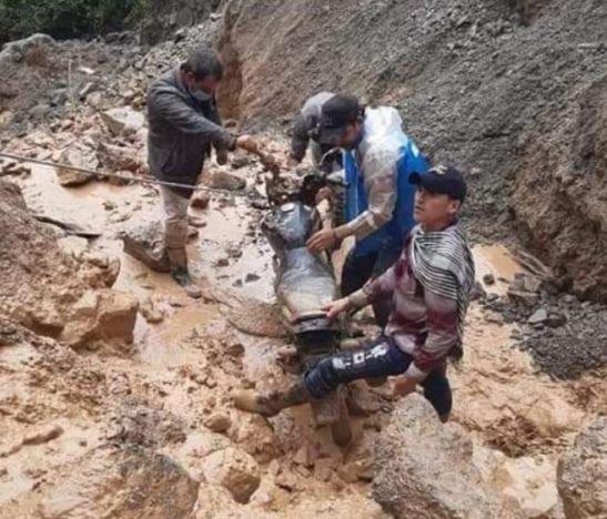 Autoridades reportaron un segundo muerto por la ola invernal en el Tolima