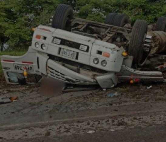 Trágico accidente de tránsito fue atendido esta mañana en Ibagué