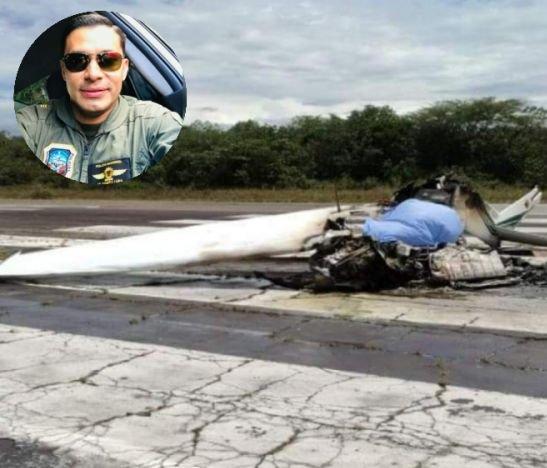 Problemas mecánicos serían las causales del accidente de la Avioneta en Mariquita