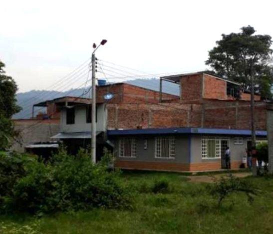 Comunidad del barrio Villa Leidy no fue desalojada, de momento los predios seguirán en disputa jurídica