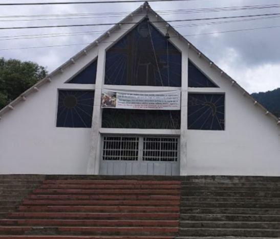 Sacrilegio en la iglesia del barrio Boquerón