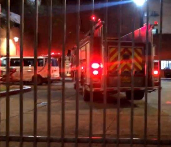Emergencia causó revuelo en el Federico Lleras Acosta sede Limonar