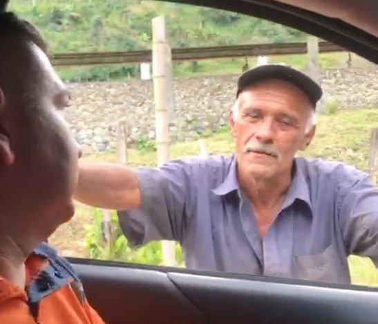 Propietario del Jeep que fue arrastrado por el Combeima está pidiendo ayuda para sacar su carro