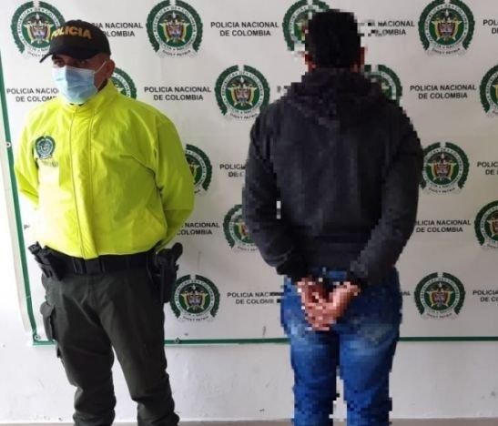 Capturaron en el norte del Tolima a un hombre buscado por homicidio